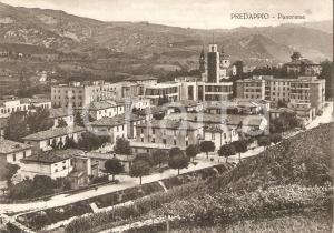 1955 PREDAPPIO (FC) Panorama del paese *Cartolina FG VG