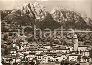 1961 PRIMALUNA (LC) Vedutine con panorama del paese e GRIGNA *Cartolina FG VG
