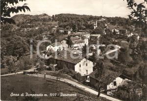 1959 PAMPARATO (CN) Frazione SERRA Panorama *Cartolina FG VG