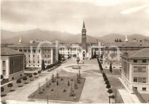 1958 BIELLA Istituto COTTOLENGO Panorama con parco *Cartolina FG VG