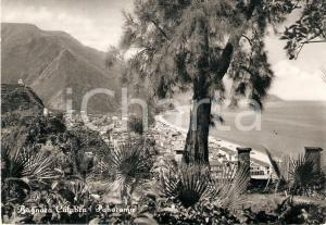 1969 BAGNARA CALABRA (RC) Panorama del paese *Cartolina FG VG