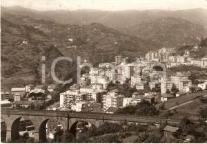 1969 CAMPOMORONE (GE) Panorama del paese *Cartolina FG VG