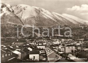 1958 MASSA D'ALBE (AQ) Frazione FORME Panorama *Cartolina FG VG