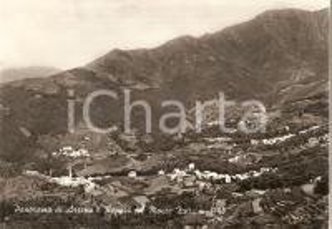 1962 NE (GE) Frazioni di ARZENO e REPPIA col Monte ZATTA *Cartolina FG VG