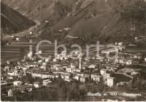1966 ROVETTA (BG) Panorama del paese *Cartolina FG VG