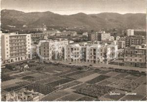 1950 ca SALERNO Campi coltivati al quartiere TORRIONE *Cartolina FG NV