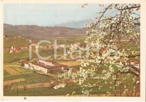 1958 PONTERANICA (BG) Seminario eucaristico per le vocazioni *Cartolina FG VG