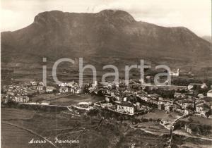 1958 ACERNO (SA) Panorama del paese *Cartolina FG VG