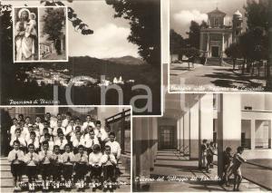 1959 VISCIANO Villaggio del Fanciullo Santa Maria del CARPINELLO Cartolina FG VG