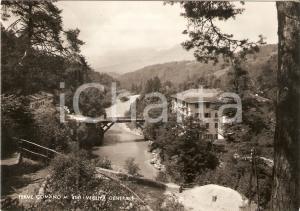 1955 COMANO TERME (TN) Veduta generale Terme di Comano *Cartolina postale FG VG