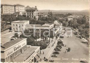 1958 CHIANCIANO TERME Cinema Teatro GARDEN in PIazza Italia *Cartolina FG VG