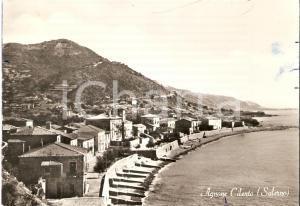 1957 MONTECORICE (SA) Frazione AGNONE CILENTO Panorama *Cartolina FG VG