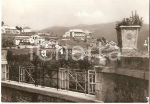 1966 RIVISONDOLI (AQ) Scorcio panoramico del paese *Cartolina FG VG