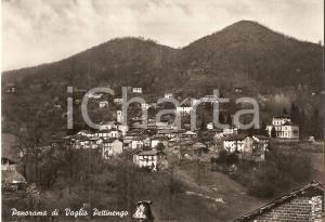 1958 VAGLIO PETTINENGO (BI) Panorama del paese *Cartolina FG VG