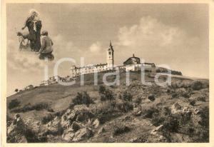 1940 CERANESI Santuario Nostra Signora della Guardia VAL POLCEVERA *Cartolina FG