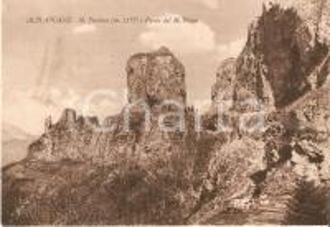 1952 ALPI APUANE Monte Procinto Monte Nona - Albergo ALTO MATANNA *Cartolina FG
