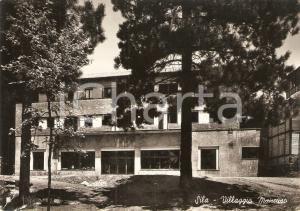1957 TAVERNA (CZ) Villaggio MANCUSO Panorama - SILA *Cartolina FG VG