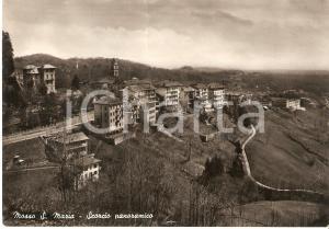 1958 MOSSO SANTA MARIA (BI) Scorcio panoramico della frazione *Cartolina FG VG