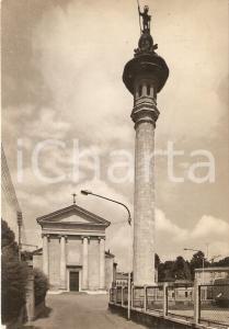 1971 PORDENONE Chiesa di SAN GIORGIO Panorama *Cartolina FG VG
