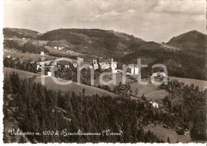 1956 BOSCO CHIESANUOVA (VR) Frazione VALDIPORRO Panorama *Cartolina FG VG
