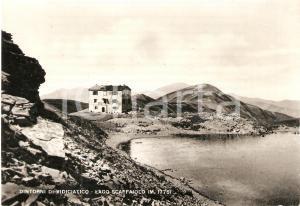 1952 LIZZANO IN BELVEDERE Frazione VIDICIATICO Lago SCAFFAIOLO *Cartolina FG NV