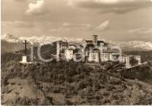 1961 CIVIDALE DEL FRIULI (UD) Santuario MADONNA DI CASTELMONTE *Cartolina FG VG