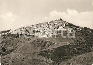 1978 SANT'AGATA DI PUGLIA (FG) Panorama del paese *Cartolina FG VG