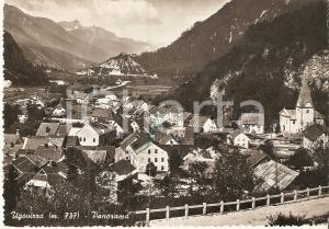1951 MALBORGHETTO - VALBRUNA (UD) Frazione UGOVIZZA Panorama *Cartolina FG VG
