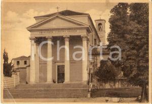 1955 ca UDINE Basilica Beata Vergine delle Grazie *Cartolina FG VG