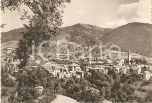 1955 ca SANTO STEFANO D'ANETO (GE) Panorama del paese *Cartolina FG NV