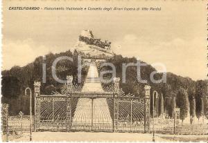 1950 ca CASTELFIDARDO (AN) Cancello degli Allori di Vito PARDO *Cartolina FG NV