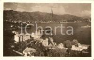 1947 RAPALLO (GE) Frazione SAN MICHELE DI PAGANA Panorama *Cartolina FP VG