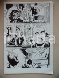 1972 L'AUTRE Ep. 5 Luciano BERNASCONI Uomo al telefono *Tavola originale