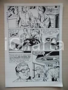 1972 L'AUTRE Ep. 5 Luciano BERNASCONI Dialogo tra giornalisti *Tavola originale