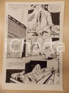 1972 L'AUTRE Ep. 5 Luciano BERNASCONI Alieno visita medica *Tavola originale