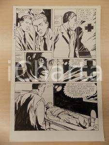 1972 L'AUTRE Ep. 5 Luciano BERNASCONI Medico alieno *Tavola originale