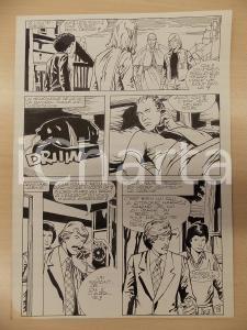 1981 AMI BARRY Ep.5 Luciano BERNASCONI Un telefono squilla *Tavola originale