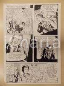 1981 AMI BARRY Ep.5 Luciano BERNASCONI Proiezione casalinga *Tavola originale