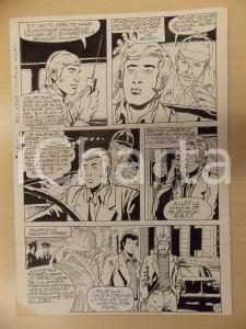 1981 AMI BARRY Ep.3 Luciano BERNASCONI Sherlock HOLMES Fantasma  - Tavola