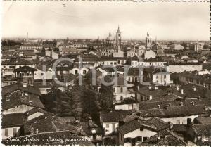 1955 BUSTO ARSIZIO (VA) Scorcio panoramico della città *Cartolina FG VG
