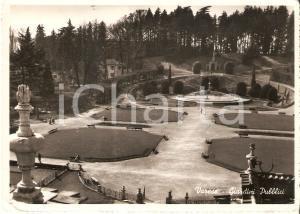 1954 VARESE Panorama dei Giardini Estensi *Cartolina FG VG