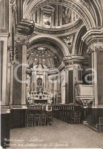 1955 ca MATERDOMINI (AV) Interno Santuario San Gerardo MAIELLA *Cartolina FG NV