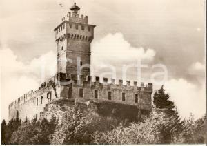 1955 ca MELDOLA (FC) Rocca delle Caminate *Cartolina FG NV