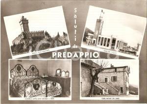 1965 circa PREDAPPIO (FC) Vedutine dei luoghi del DUCE FG VG