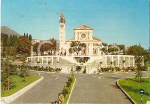 1970 ARENZANO (GE) Santuario del Santo Bambino Gesù *Cartolina FG VG