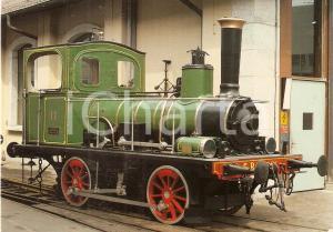 1982 LUZERN Verkehrhaus der Schweiz Locomotive GB SLM 236/1881 *Cartolina FG NV