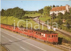 1965 ZURICH BRUNAU Sihltalbahn - Locomotiva SiTB Be 2/4 82 *Cartolina FG NV