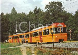 1978 SZU Sihital Zurich Uetliberg Bahn - Locomotiva Be 8/8 *Cartolina FG NV