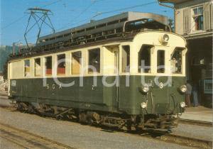 1981 GAIS (SVIZZERA) Bahn SGA Locomotiva ABDeh 4/4 3 *Cartolina FG NV