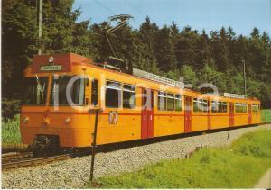 1975 ca SWITZERLAND Railway SZU Locomotive UITIKON Be 8/8 Nr.32 *Cartolina FG NV